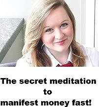 Clip: The secret meditation to manifest money fast!