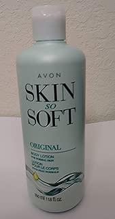 Avon Skin So Soft Original Body Lotion with Jojoba - 11.8 oz
