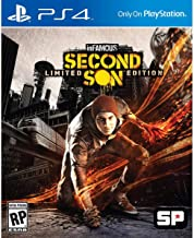 Infamous Second Son Limited Edition by SuckerPunch 2014 - PlayStation 4