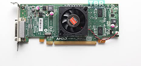 Dell HD 6350 AMD Radeon Graphics Card With Low Profile Bracket and DMS-59 Port