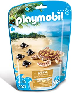 PLAYMOBIL Sea Turtle with Babies Building Set