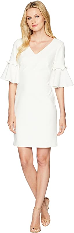 Jordana Short Sleeve Day Dress