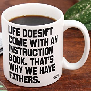 Quotable Cards, Mug Life Doesnt Come With An Instuction Book