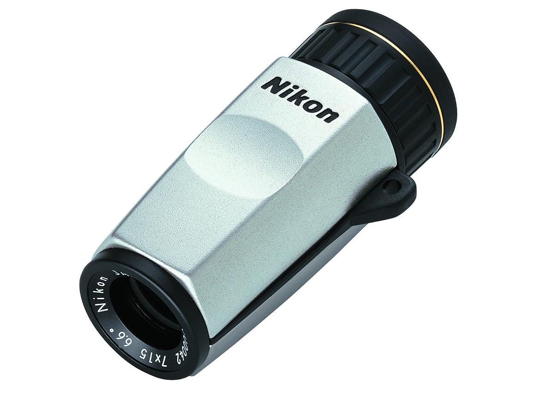 記述する料理忠誠Nikon 単眼鏡 モノキュラー HG 7×15D (日本製)