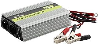 Pro User 16593 Spannungswandler 1000 W , 12 auf 230 V, mit 2 Steckdosen