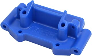 RPM 73755 Front Bulkhead for Traxxas 1/10 2WD Vehicles, Blue