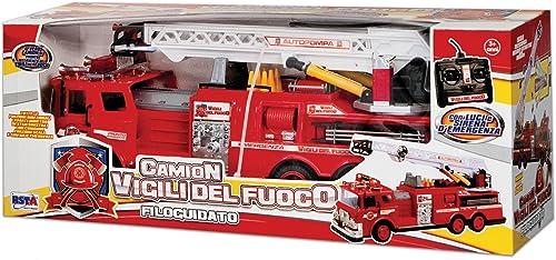 Camion pompieri filog.b o l s - Spielzeugen Kreative Spiele RS TOYS