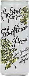 Belvoir Elderflower Presse Cans 250 ml (Pack of 12)