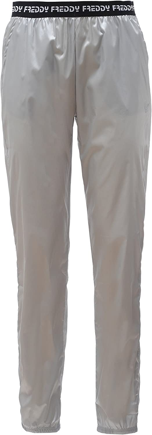 Freddy Relaxed Jogger  Silver