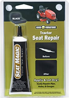 Good Vibrations Tractor Seat Repair Kit-Black