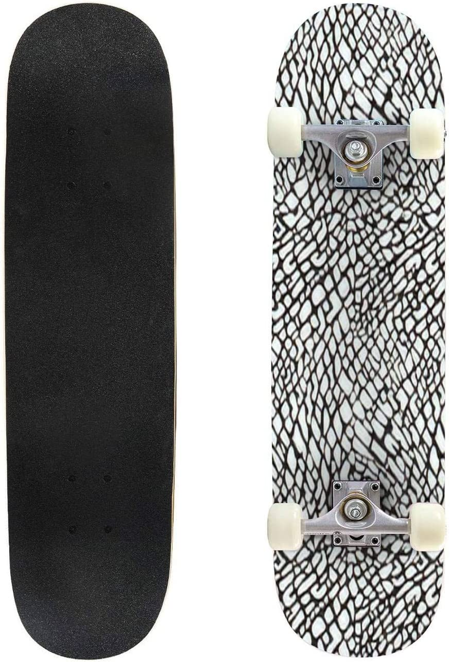 Classic Concave sold out Skateboard Beige Brown Retro Colored Vert Modern Max 83% OFF
