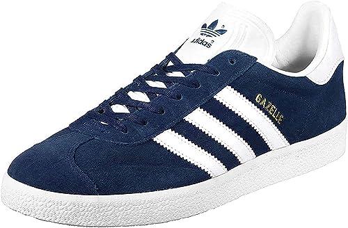Adidas gazelle, scarpe sneakers da uomo, in pelle scamosciata BB5476D
