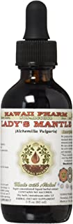 Sponsored Ad - Lady's Mantle Alcohol-FREE Liquid Extract, Organic Lady's Mantle (Alchemilla vulgaris) Dried Herb Glycerite...