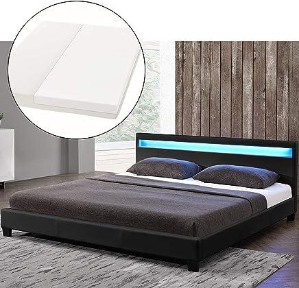 Suchergebnis Auf Amazonde Für Mit Led Polsterbetten Betten
