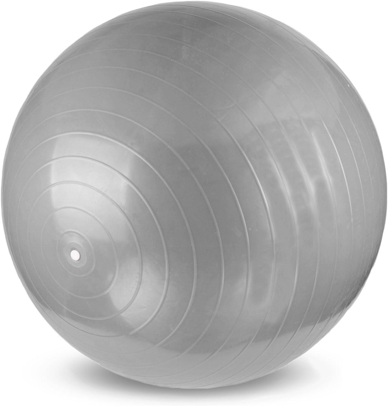 YogaAccessories Anti 25% OFF Tulsa Mall Burst and Slip Swiss fo Yoga Resistant Ball