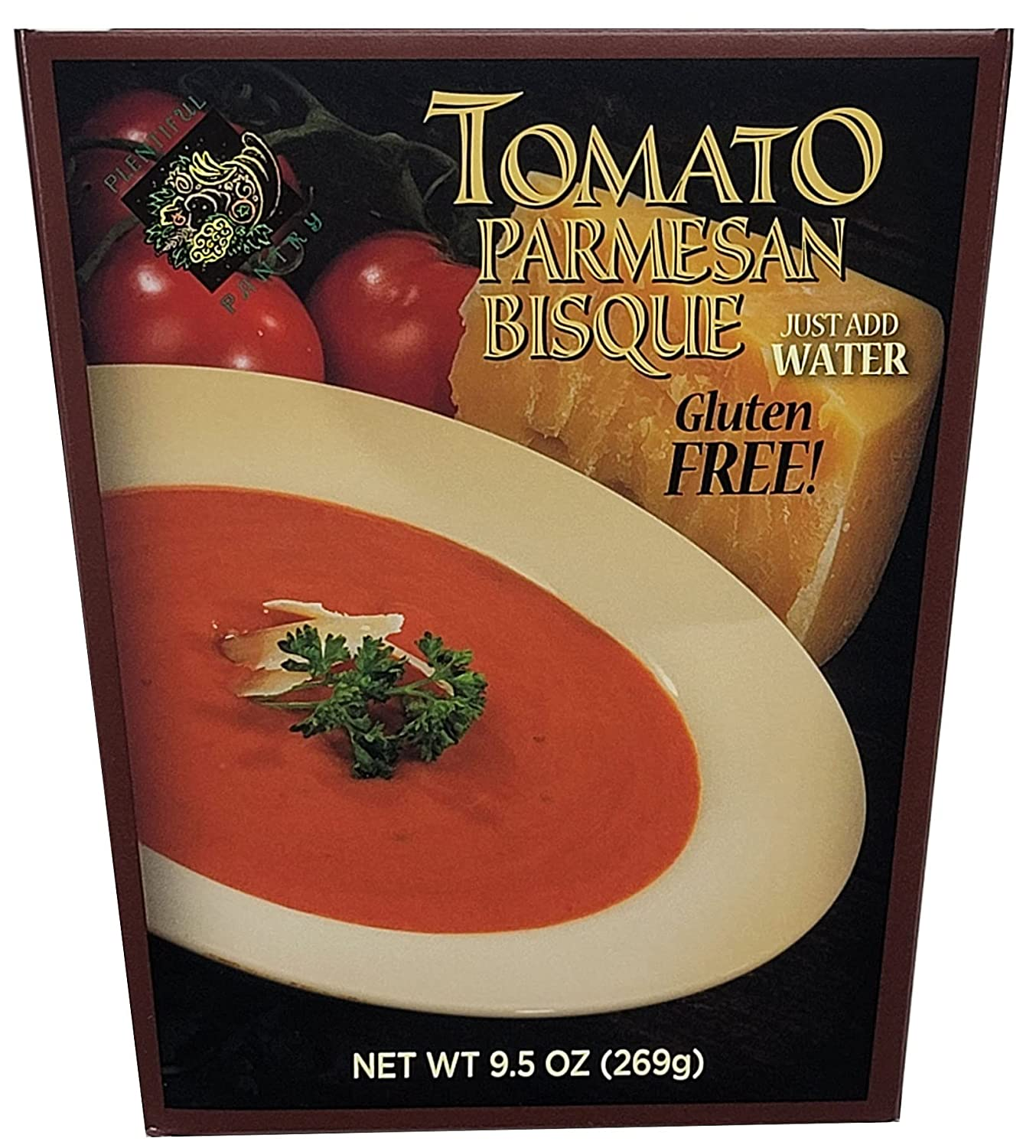 Max 40% OFF Plentiful Pantry Roasted Tomato Translated Parmesan Soup 9.5 Mix Bisque Ou