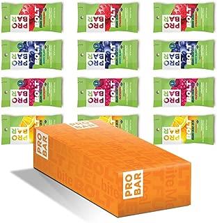 PROBAR - Bolt Organic Energy Chews, Variety Pack, 12 Count - USDA Organic, Gluten-Free, Fast Fuel Gummies (Discontinued)