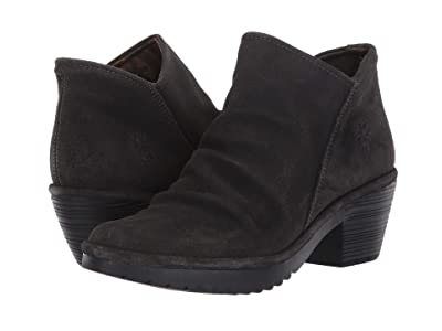 FLY LONDON WEZO890FLY (Diesel Oil Suede) Women