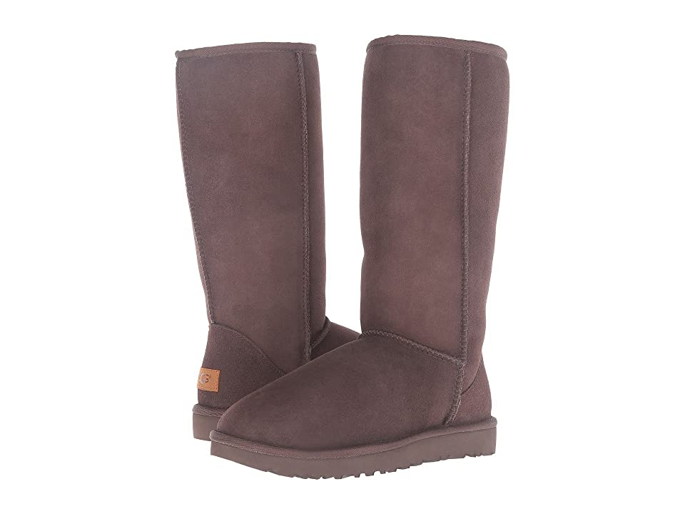 UGG Classic Tall II (Chocolate) Women's Boots
