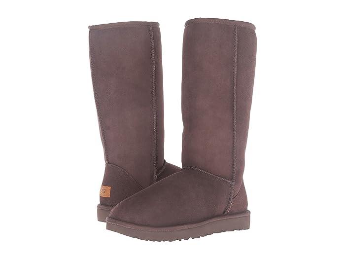 UGG Classic Tall II (Chocolate) Women's Boots