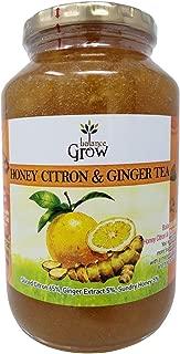 Balance Grow Honey Citron & Ginger Tea 2.2lb