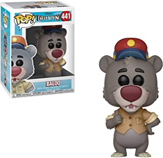 Funko Pop Disney: Talespin - Baloo Collectible Figure, Multicolor