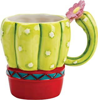 Cactus - Figural Fun Mug