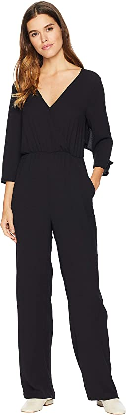 Ruffle Back Jumpsuit