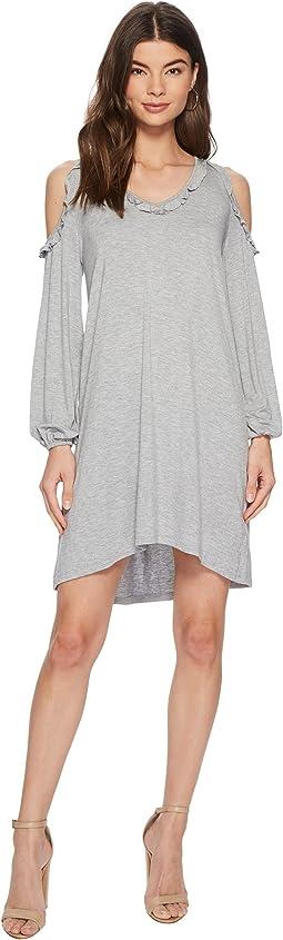 kensie - L.W. Viscose Spandex Dress KS3K8183