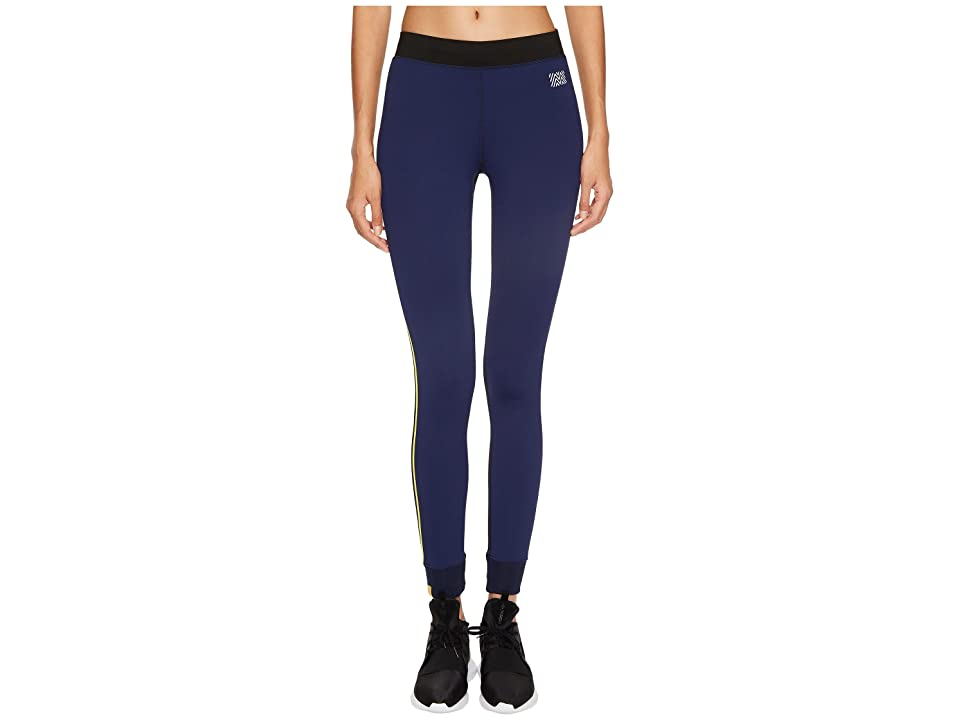 Monreal London Athlete Leggings (Dark Sapphire) Women