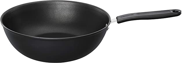 Fiskars 6424002010104 Fry pan, Black Wok one size