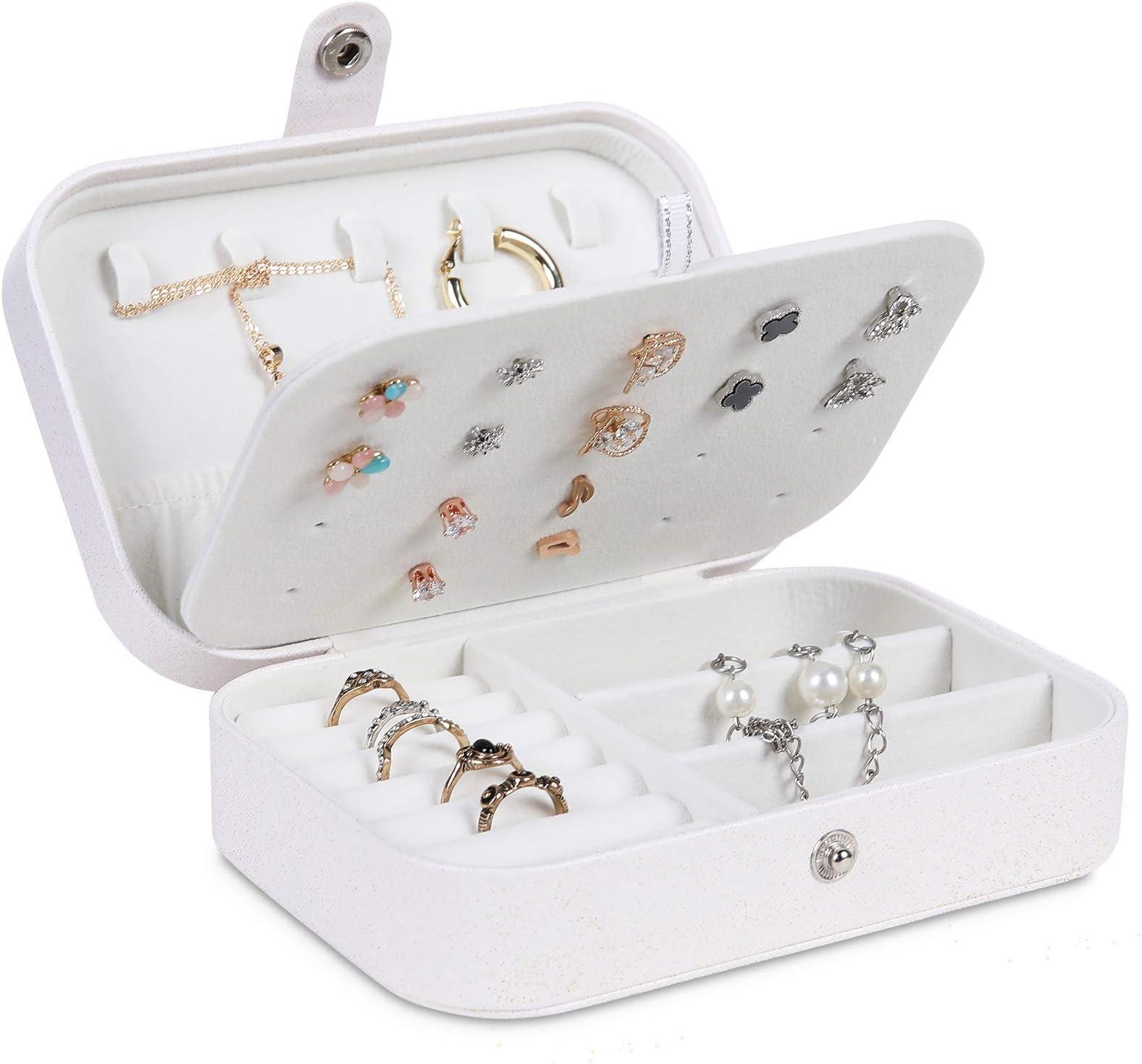 Glitterleather BRACELET in BABY PINK Jewellery