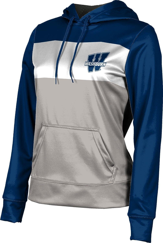 Washburn University Girls' Pullover Hoodie, School Spirit Sweatshirt (Prime)