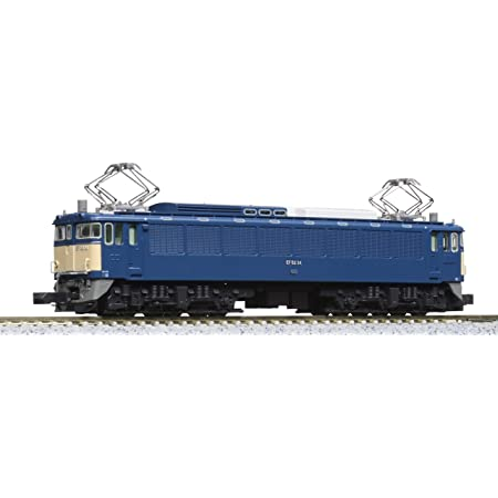 KATO Nゲージ EF62 後期形 下関運転所 3058-3 鉄道模型 電気機関車
