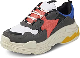 tresmode Women Casual Synthetic Sneakers