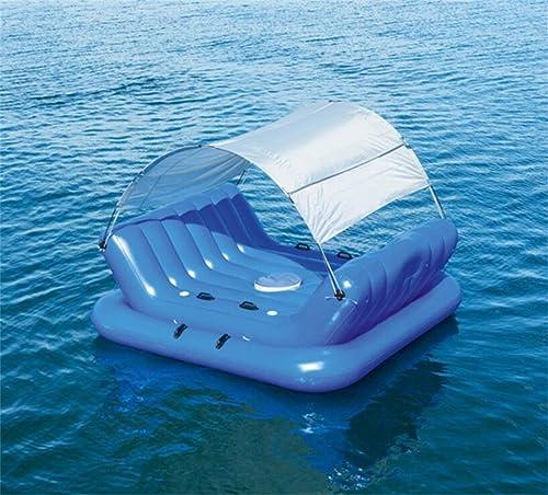 liquidación hasta el 70% ZXH Ocean Loungers Pool Float Leisure Swimming Toy Toy Toy Juguete de relajación y diversión (272 × 196CM)  mejor opcion