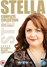 Stella: The Complete Collection series 1 - 6 UK region 2 PAL Format