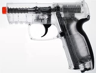 375 FPS Red Jacket CO2 Powered Airsoft Battle Pistol - 225 Shots per 12 gram -