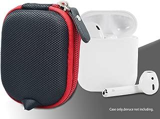 Travel Case for Airpods Case; Otium Bluetooth Headphones, SanDisk 8GB MP3 Player; Bad Elf 2200 GPS Pro, 2300, Sennheiser CX 685, OCX 685i, PMX 685i, Skullcandy Ink'd 2 Earbud, TaoTronics TT-BH06, AYL