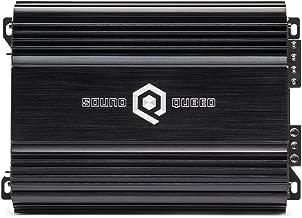 SoundQubed S1-850 900W RMS Single-Channel (Monoblock) Class D Car Audio Amplifier with Remote Gain Control