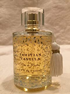 Tru Fragrance & Beauty Eau de Parfum Tahitian Vanilla