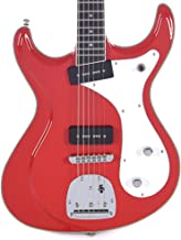 Eastwood Sidejack Baritone Deluxe Red