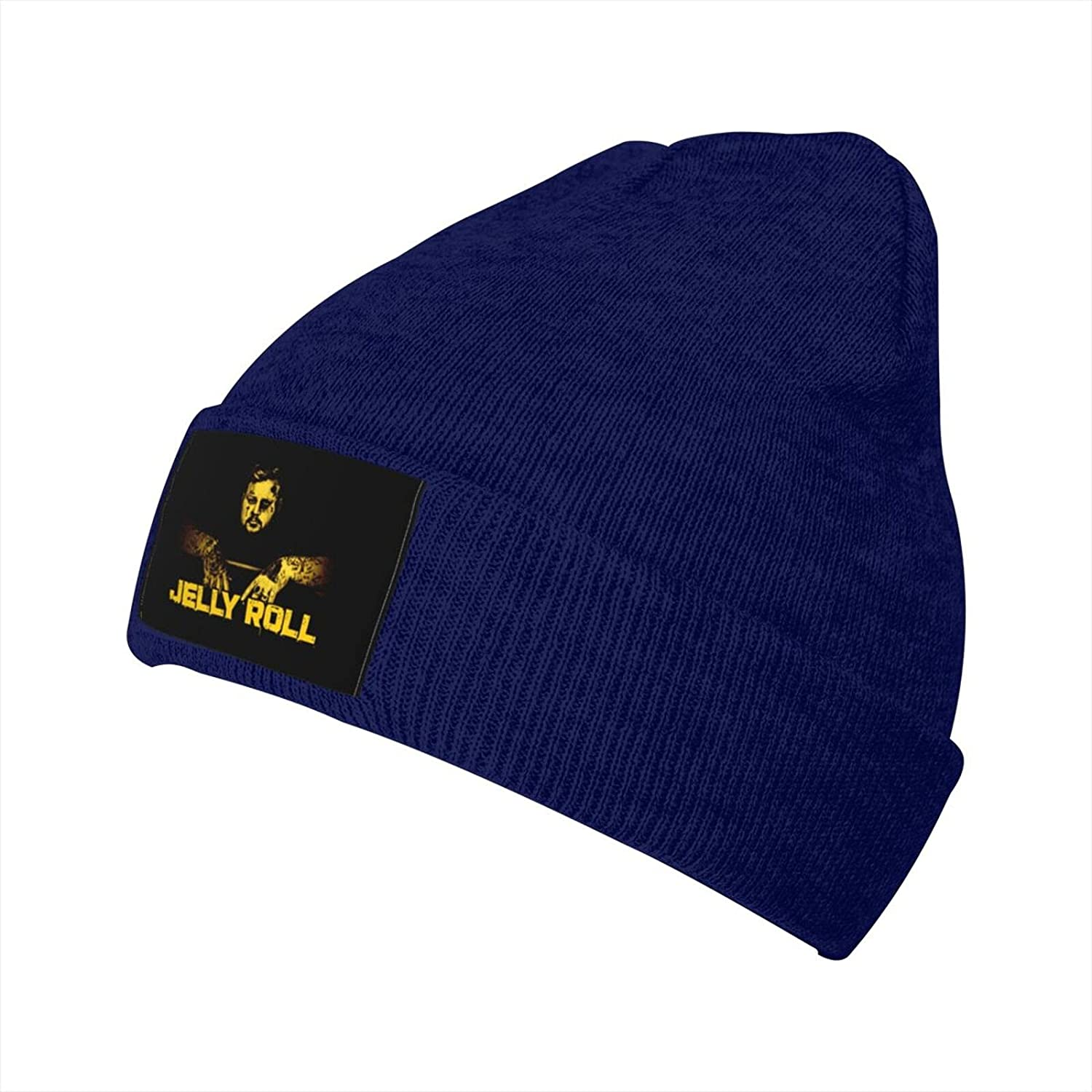 In stock Ruporch Je-Lly-R-Oll Knit Hat Beanie Unisex Cap f Hats Luxury goods Adult