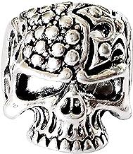 Ring met schedel - cadeau-idee...