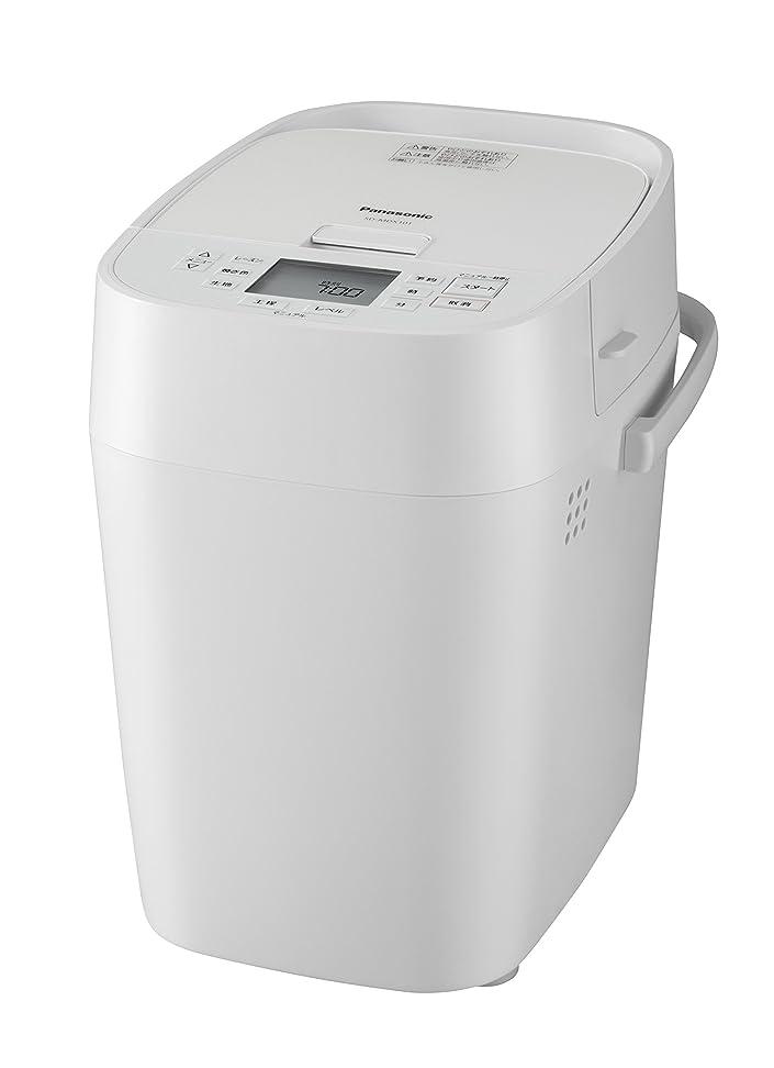 ボーダーシャット虫パナソニック ホームベーカリー 1斤タイプ ホワイト SD-MDX101-W