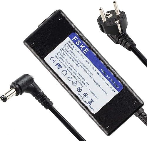 FSKE 90W 19V 4.74A PA-1650-78 AD887020 ADP-90CD DB EXA1208EH ADP-65GD B Chargeur pour Ordinateur Portable ASUS X552C ...