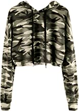 Best camo cropped hoodies Reviews