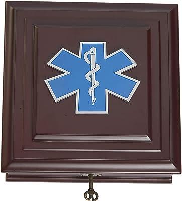 Allied Frame US EMS Medallion Desktop Box