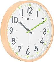 ساعة حائط ملونة من سيكو كوايت سويب - Qxa712bls