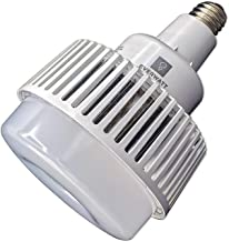 100W LED High-Efficiency High Bay Bulb, E39 Mogul, 400W Metal-Halide Replacement, 5000K, 13000 Lumens, for Daylight Shop Lamp for Warehouses, Garages, Barns, Ceiling …